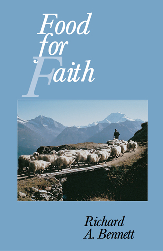 Food for Faith Book