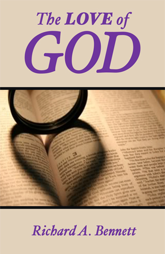 The Love of God Book