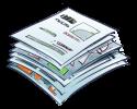 Paperwork Icon