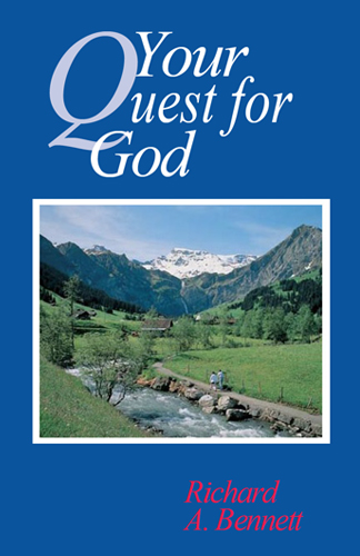 Your Quest for God Book