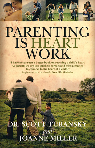 Parenting is Heart Work Book