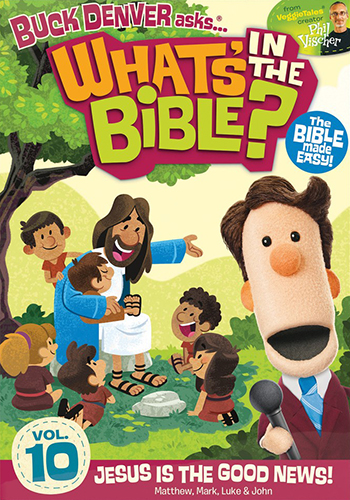 What's in the Bible DVD