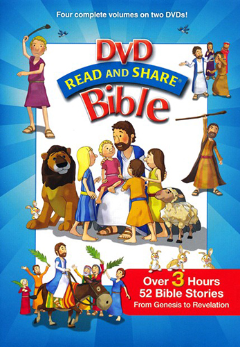 Read and Share Bible DVD