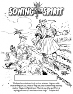 Sowing to the Spirit Cover