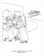 The Parable of the Ten Maidens