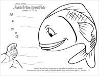 Jonah & Great Fish
