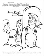 Jesus Chooses His Disciples