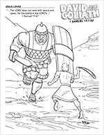 David and Goliath-icon